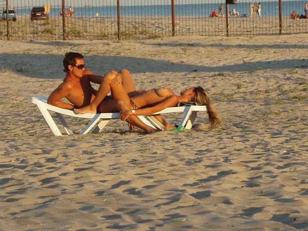 Pussy on Beach - Teen Beach Busty; Amateur Beach