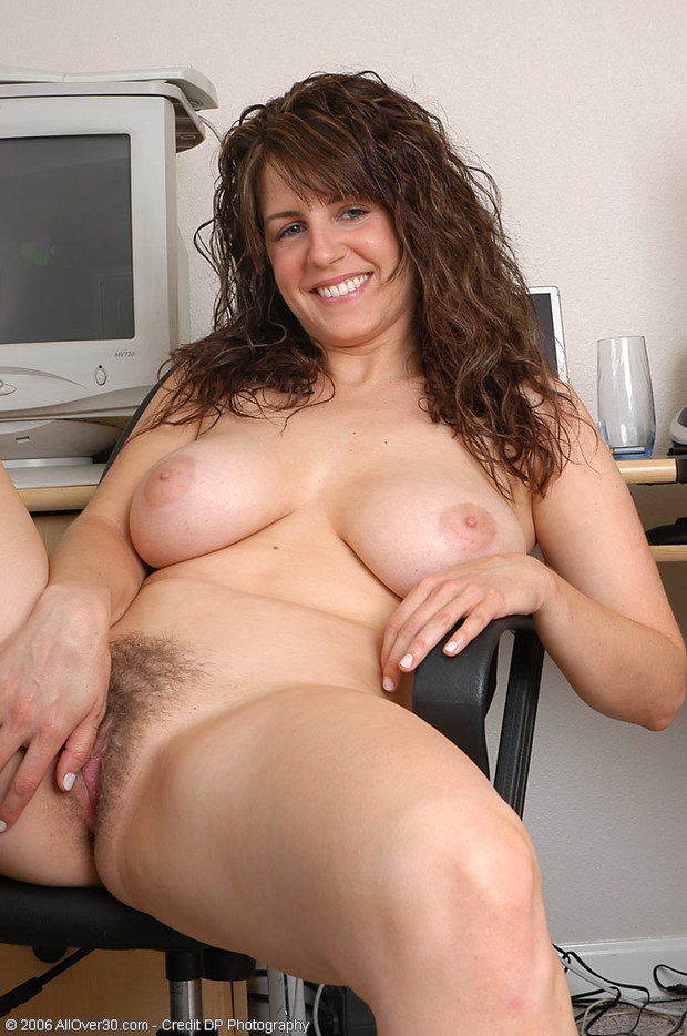 Thanks big brunette mature natural tit