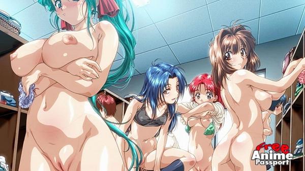 anime; Hentai