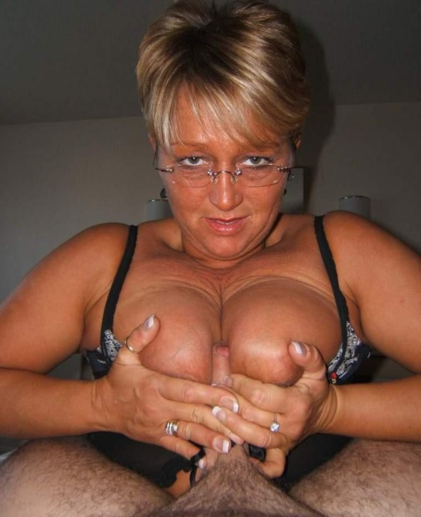 Big tits wife pov and massage 3
