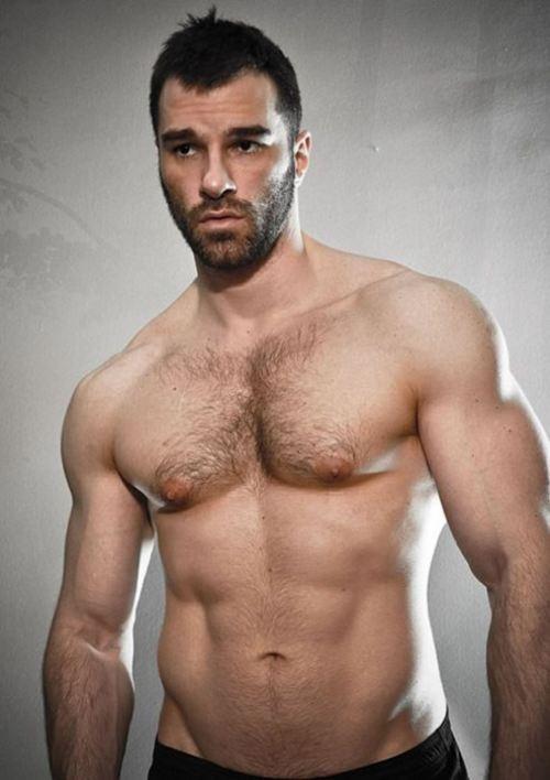 hairy... little bit...; Men