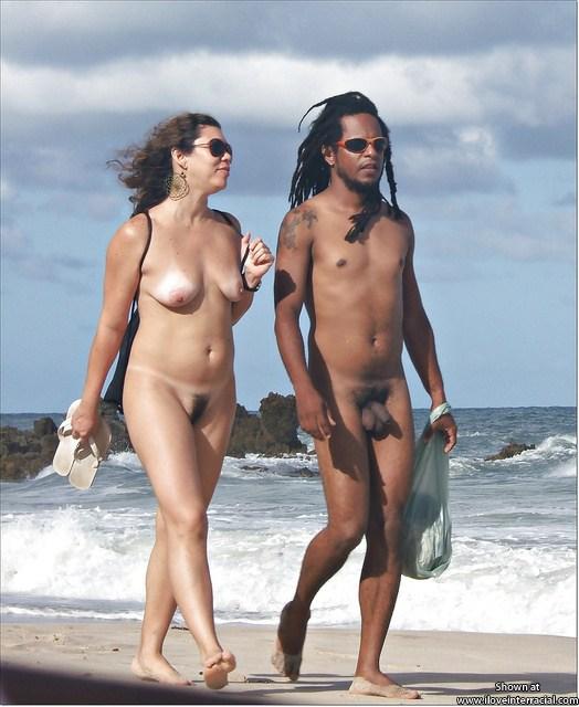Big Dick On Nude Beach