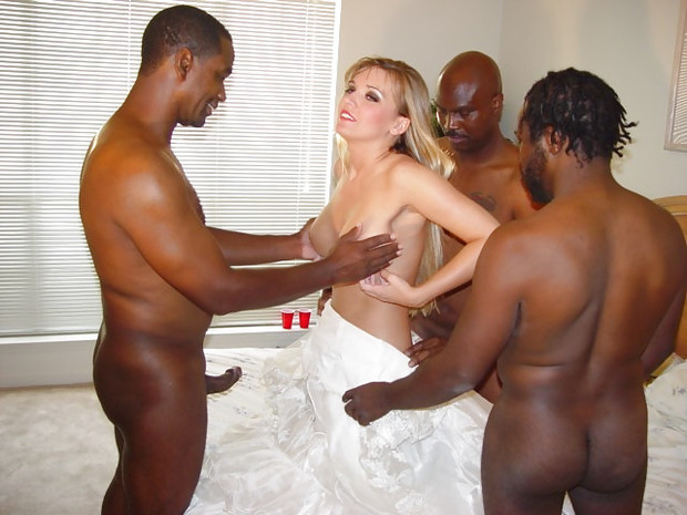 Blonde Group Sex 65