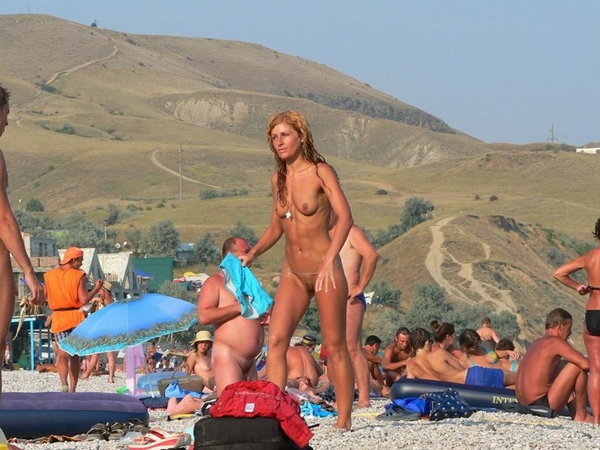 Foto beach nudist 54425 фотография