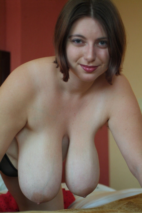 Mature big tits natural