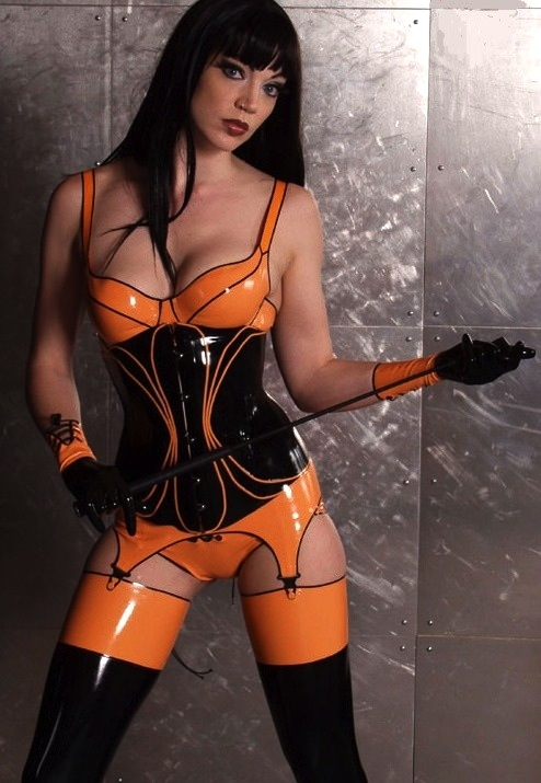 my latex; Brunette Fetish