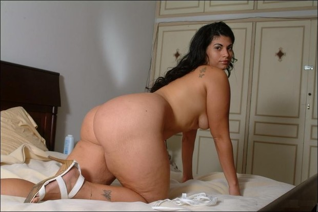 latinas naked bbw