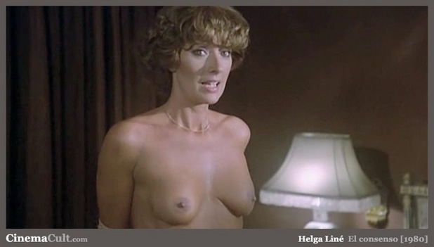 Helga Liné naked from El Consenso; Celebrity Hot