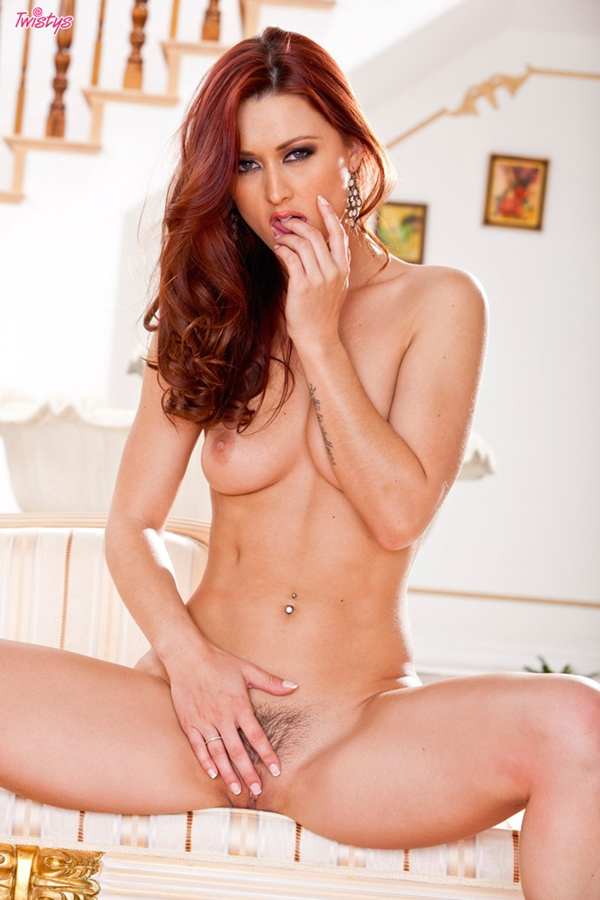 Karlie Montana; Pornstar Red Head