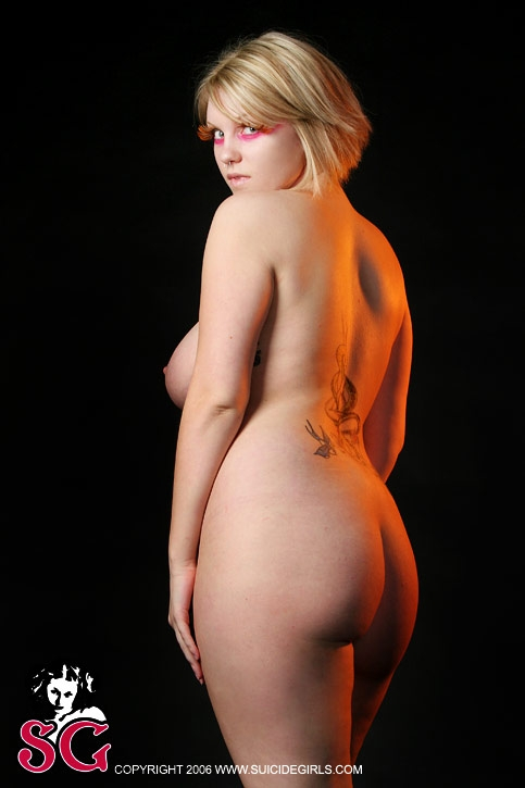eliska; Babe BBW Emo