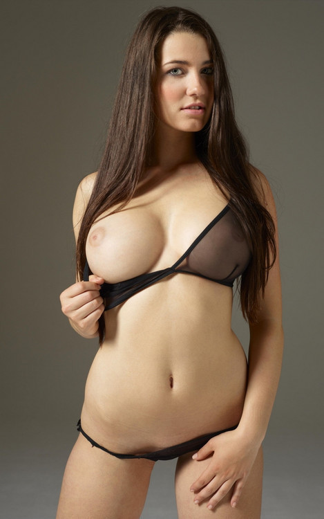 ...; Big Tits Brunette Lingerie Panties