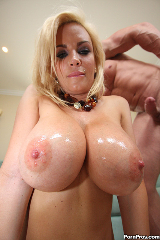 Mature big huge tits