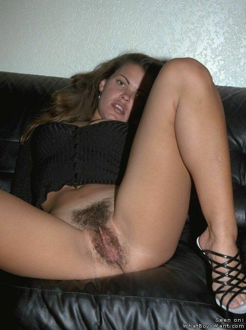 Over brunettes hairy pussy pictures — 9
