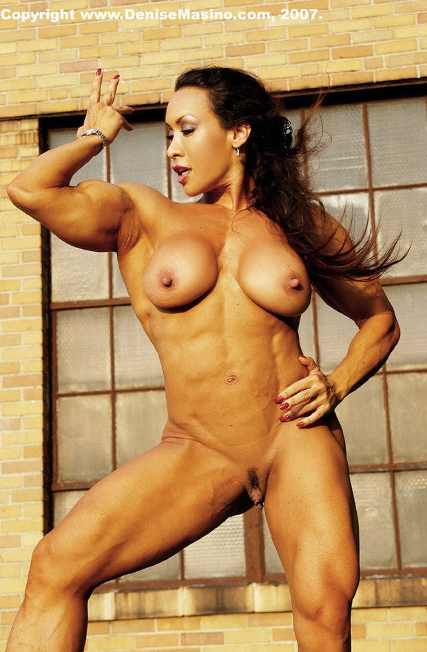 ...; Mature Muscle
