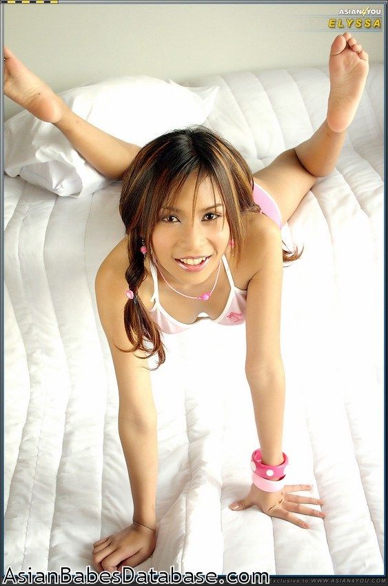 ...; Asian Cute Foot Non Nude Thai