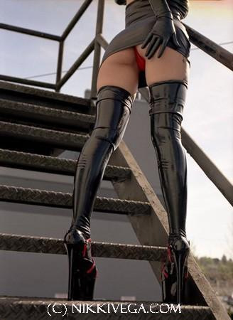 ...; Ass Babe Hot Latex Legs Lingerie Pussy