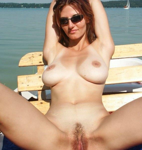 milf my BODY; Babe Big Tits Outdoor