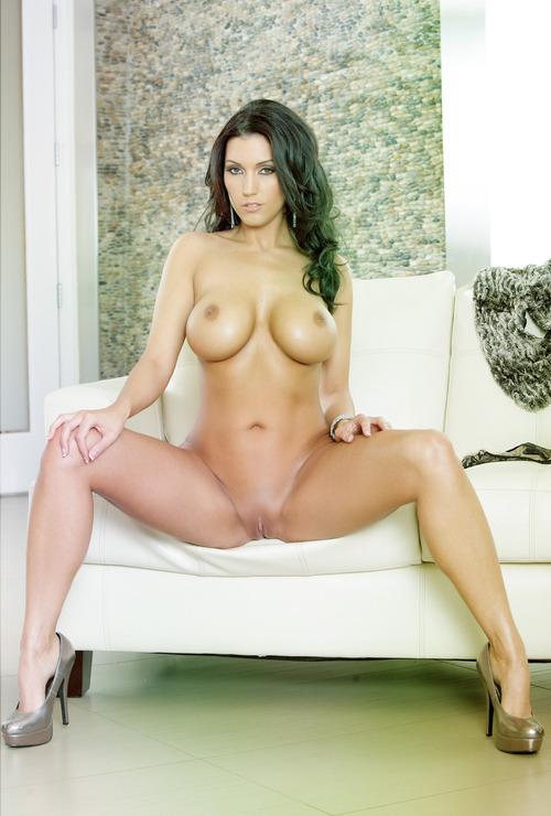 ...; Big Tits Brunette Pornstar Pussy
