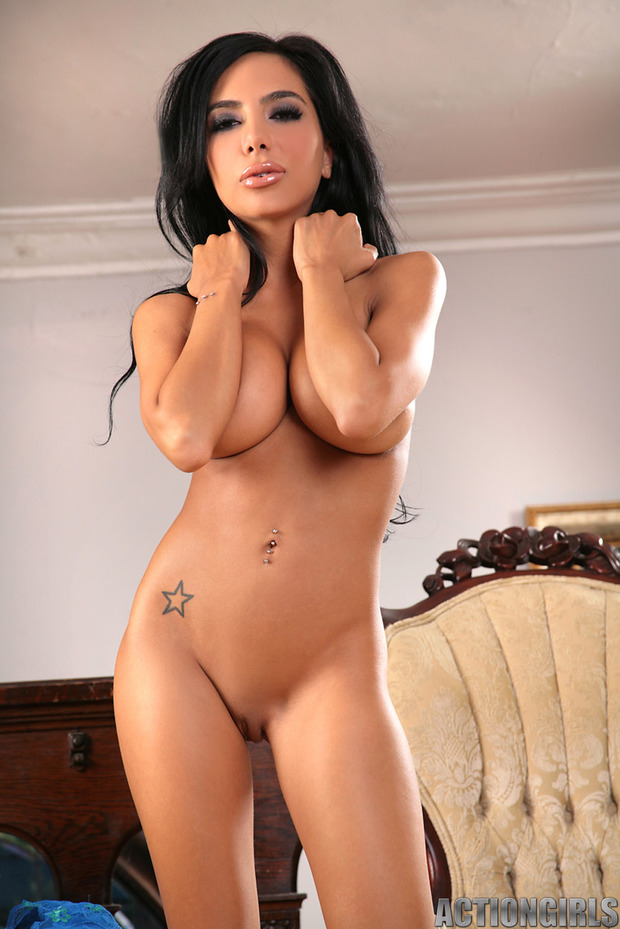 Hot latina pusy