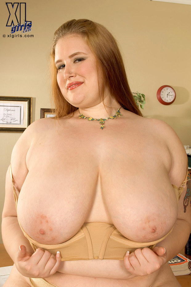 Fat with small tits