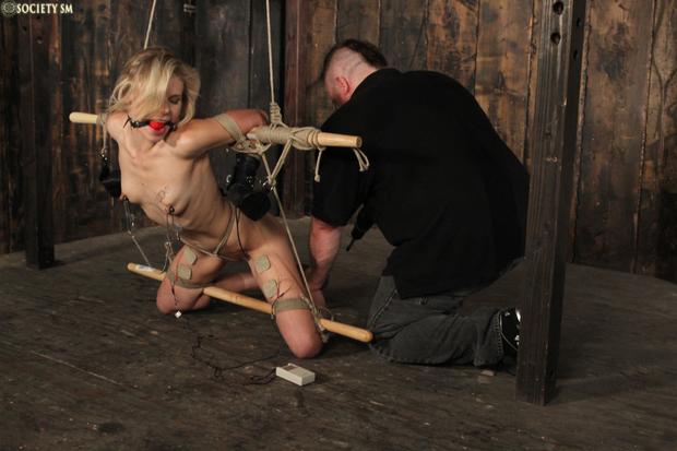 ...; BDSM Bondage